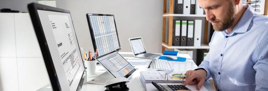 logiciel de comptabilité auto-entrepreneur