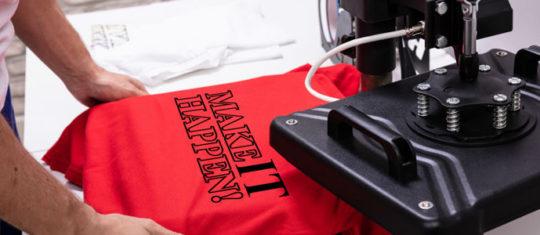 imprimer des t-shirts